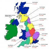 Business electricity costs uk