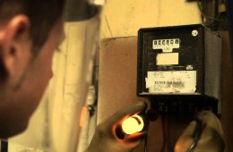 Southern Electric meter change